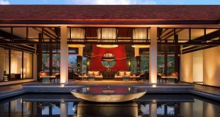 Banyan Tree Lang Co Resort is among the most luxurious resorts in Vietnam