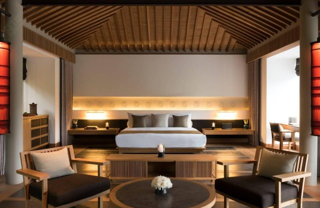 Amanoi Resort is among the most luxurious resorts in Vietnam
