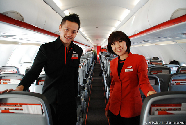 Jetstar is a good option for those who are looking for a low-cost flight to Indochina