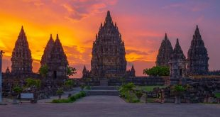 Prambanan temple is a testament to the golden era of Hinduism in Indonesia,